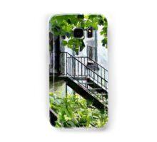 Rue Fort - painted Samsung Galaxy Case/Skin