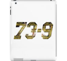 739 iPad Case/Skin