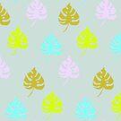 Foliage - yellows by brettisagirl