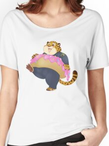 Clawhauser Women's Relaxed Fit T-Shirt