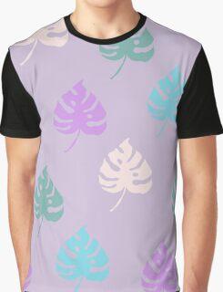 Foliage - pinks Graphic T-Shirt
