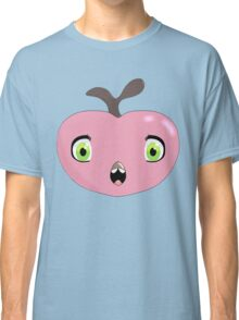 Pink Fruit Bird Thing Classic T-Shirt