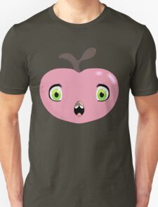 Pink Fruit Bird Thing T-Shirt
