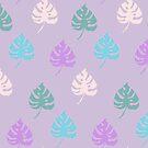 Foliage - pinks by brettisagirl