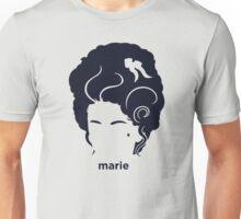 Marie Antoinette (Hirsute History) Unisex T-Shirt