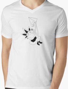Puzzleshipping Mens V-Neck T-Shirt