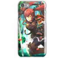 Fire Emblem Fates - Luna / Selena iPhone Case/Skin