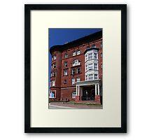 Harrington Inn 4 Framed Print