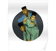 Big Daddy Kane w/Scoob & Scrap Poster