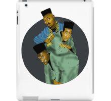 Big Daddy Kane w/Scoob & Scrap iPad Case/Skin
