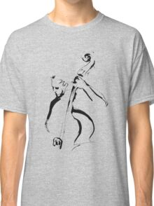 Playing The Bass Classic T-Shirt