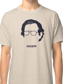 Noam Chomsky (Hirsute History) Classic T-Shirt