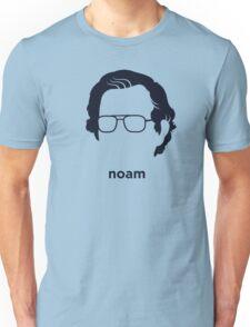 Noam Chomsky (Hirsute History) Unisex T-Shirt