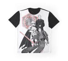 The Triumvirate Graphic T-Shirt