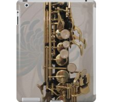 The Highest And The Lowest Tones iPad Case/Skin