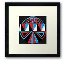 The Abstraction of my Mind #1 Framed Print
