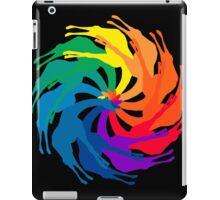 Giraffe Color Wheel iPad Case/Skin