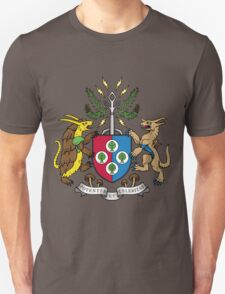 Denjuu World Coat of Arms T-Shirt