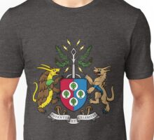 Denjuu World Coat of Arms Unisex T-Shirt