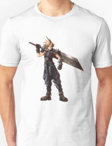 Final Fantasy VII - Cloud  T-Shirt