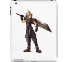 Final Fantasy VII - Cloud  iPad Case/Skin
