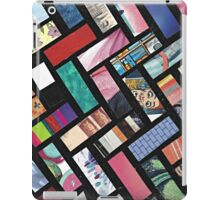 Picture Collage ~ Comic Book Strips  iPad Case/Skin