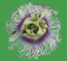 Passion Flower Kids Tee