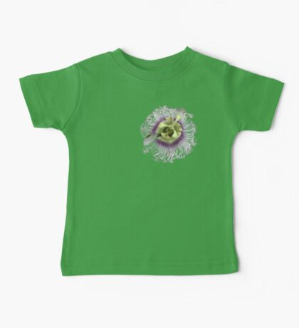 Passion Flower Baby Tee