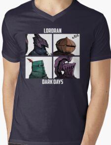 BROS OF LORDRAN Mens V-Neck T-Shirt