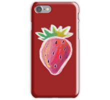Pastel Strawberry iPhone Case/Skin