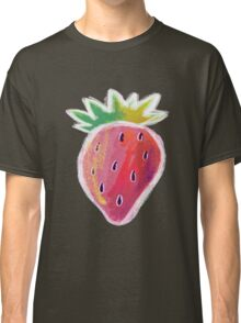 Pastel Strawberry Classic T-Shirt