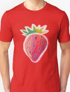 Pastel Strawberry Unisex T-Shirt