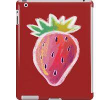Pastel Strawberry iPad Case/Skin