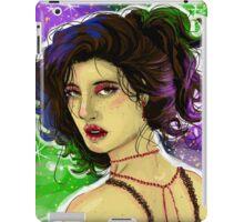 Crystal Eyes iPad Case/Skin