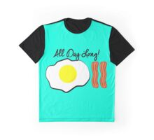 All Day Long! Graphic T-Shirt