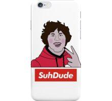 Suh Dude Shirt iPhone Case/Skin
