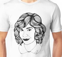 Carrie Brownstein Illustration  Unisex T-Shirt