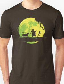 Jungle Moonwalk Unisex T-Shirt