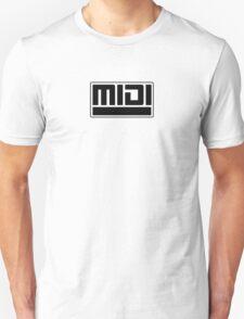 MIDI - Musical Instrument Digital Interface T-Shirt