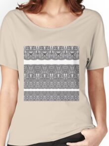 Tribal Corset  Women's Relaxed Fit T-Shirt