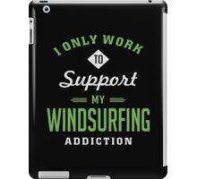 Windsurfing Extreme Sport T-shirt iPad Case/Skin