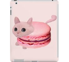 Macaroon Cat iPad Case/Skin