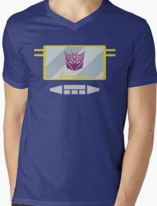 Soundwave Mens V-Neck T-Shirt