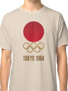 Japan Retro Tokyo Olympics 1964 Classic T-Shirt