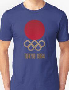 Japan Retro Tokyo Olympics 1964 Unisex T-Shirt