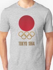 Japan Retro Tokyo Olympics 1964 T-Shirt