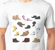 Boots Are Back Unisex T-Shirt