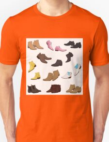 Boots Are Back T-Shirt