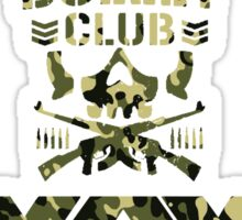 bullet club Sticker