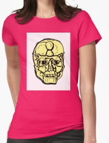 FRANKENMARTY 4 Womens Fitted T-Shirt